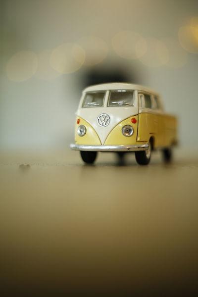 Toys Volkswagen Toy Volkswagenbus Car Car Vintage