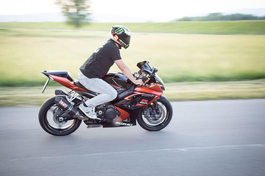 #biker #gsxr #motorbike #motorcycles #on The Way #suzuki Helmet Motion Road Selective Focus #Panning Adventure Club