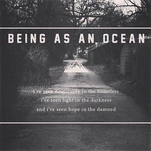 I love this band so much atm i recommend u check them out cx Beingasanocean Baao Bands Bandwhore lyrics blackandwhite
