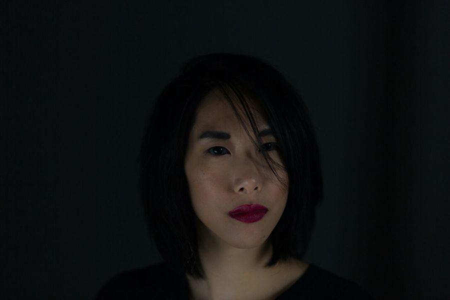 Living dark... depression. Beautiful Woman  Portrait Of A Woman Sad Dark Photography