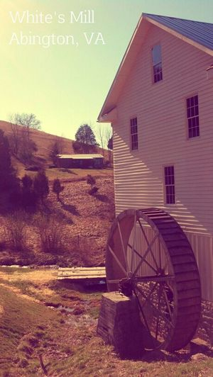 Mountains Historical Building Wheel Check This Out