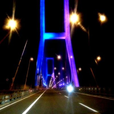 Suramadu bridge Holiday
