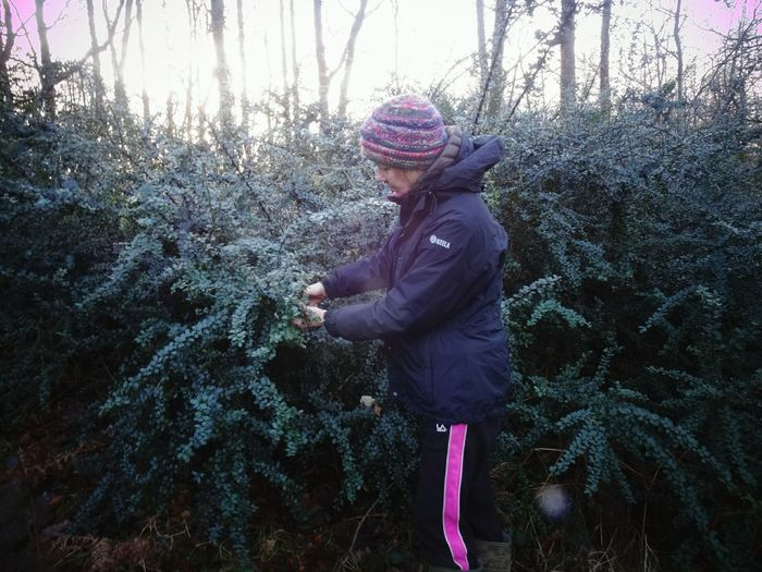 Scotland Winter Wintertime Naturelovers Nature People Are People People Exploration Outside World Light Crispy Frosty Wood Trees Woodlandwalks