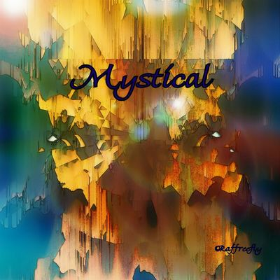 Mystical by ©Raffreefly Digital Art Raffreefly Art Artedigitale Artemoderna ARTECONTEMPORANEA Happiness♥ EyeEmdigital Digital Art Backgrounds Abstract Close-up