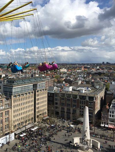 Fair Kermess Kermis The Netherlands Amsterdam IPhoneography Citylife