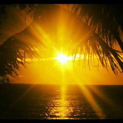 Sunset Koh Phangan -Thailand