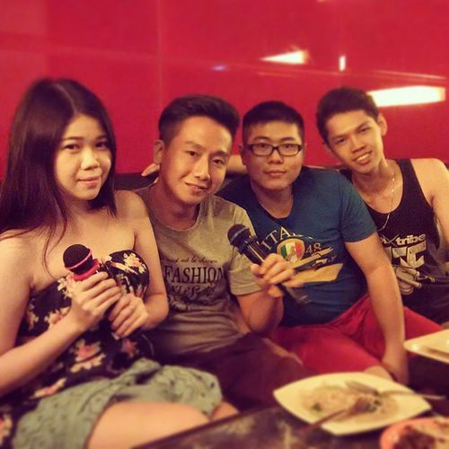 Neway Karaoke Dinner Awesomefriendsofmine