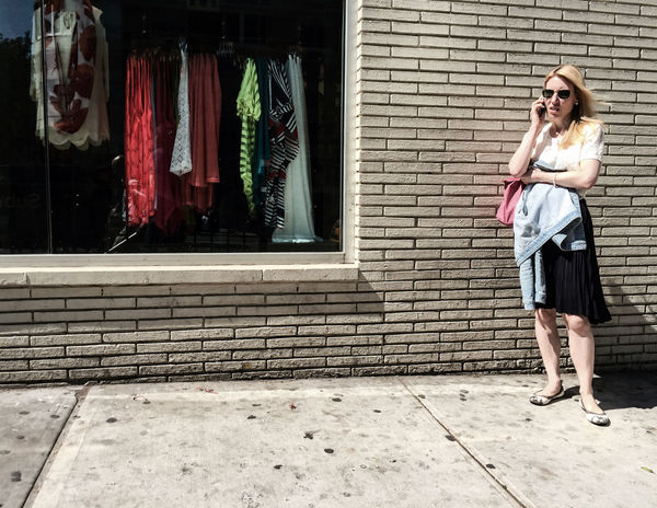 Summer | Summer2015 UWS | Manhattan Friday People Streetphotography Timyoungiphoneography