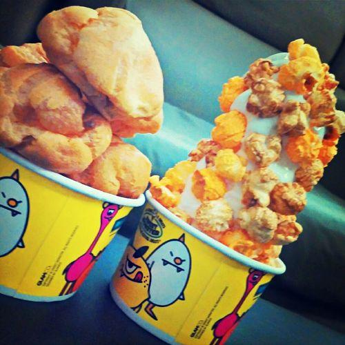 Sweet Moments Popcorn Icecream Icecream🍦 Ice Cream