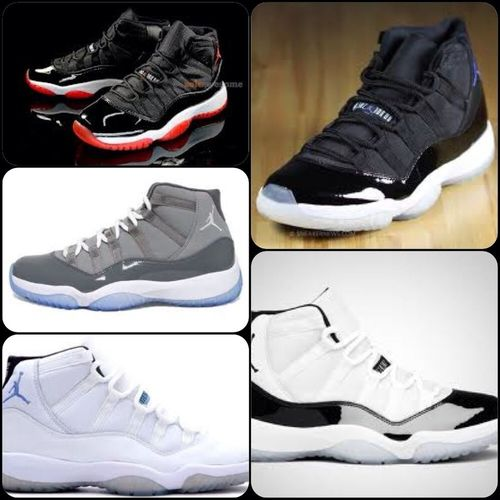 Retro 11s #jordans #shoegame #sneakerhead #retro11