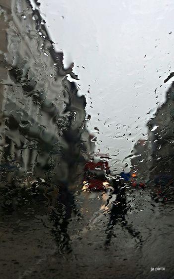 sexta feira chuvosa A Minha Cidade Amazing View Chuva Diadechuva