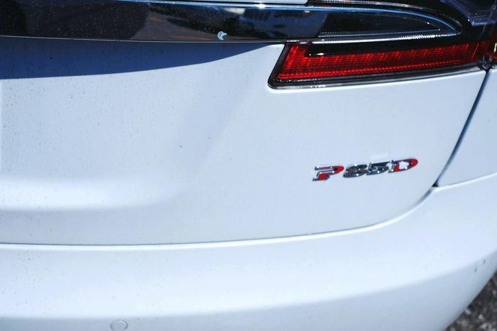 Wash me! Tesla Automobile Cars Road Trip