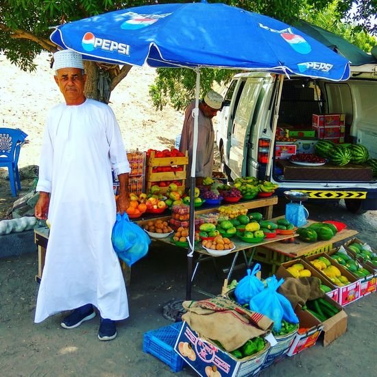 Colour Of Life The original corner store. Oman EyeEm Farmfresh Fruits Desert Beauty