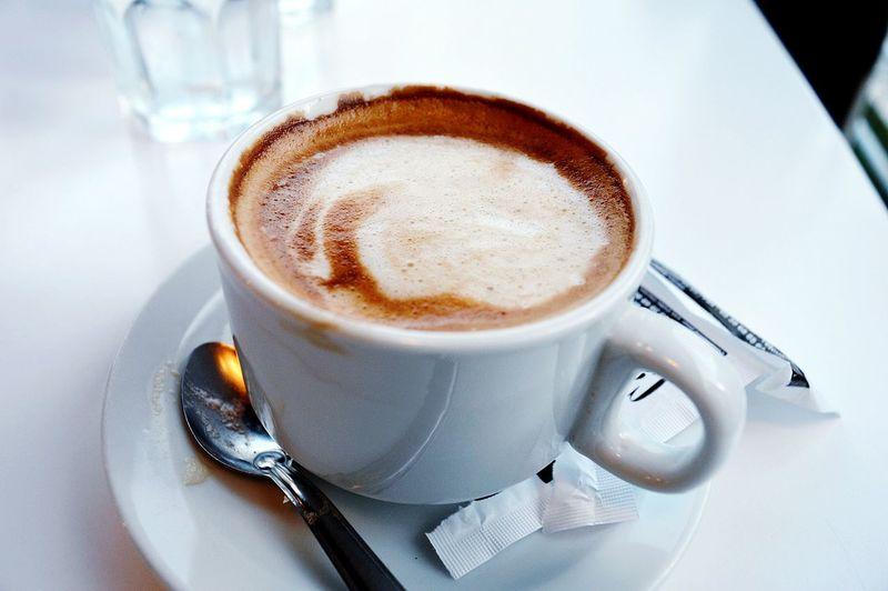 Café First Eyeem Photo