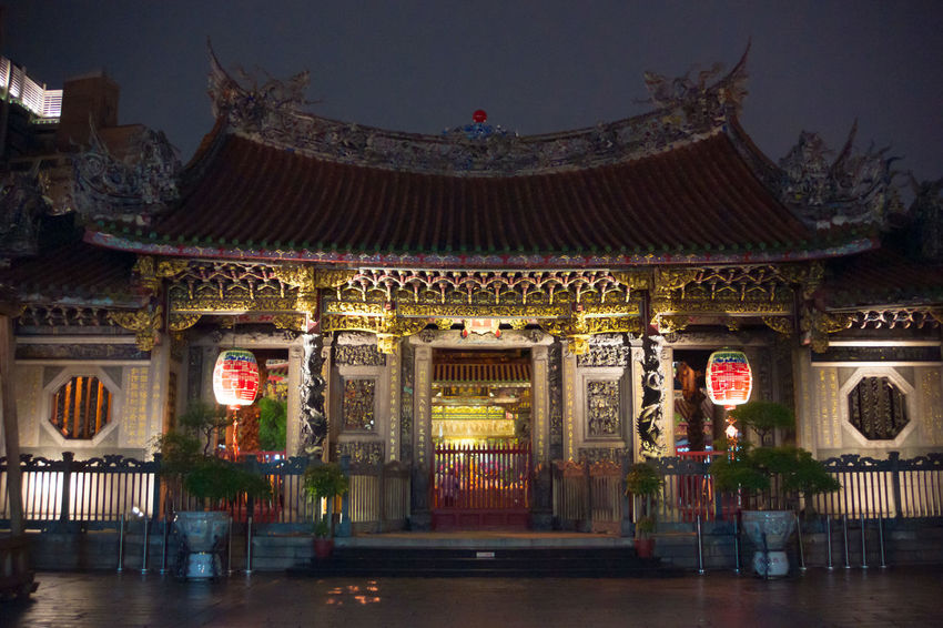 Dragon Gate Temple Taiwan