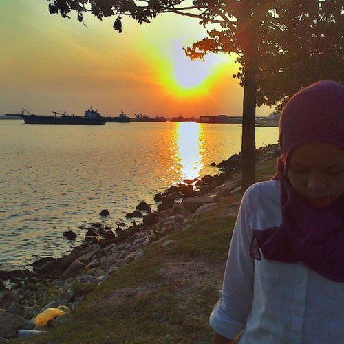 Sunset from Dangabay