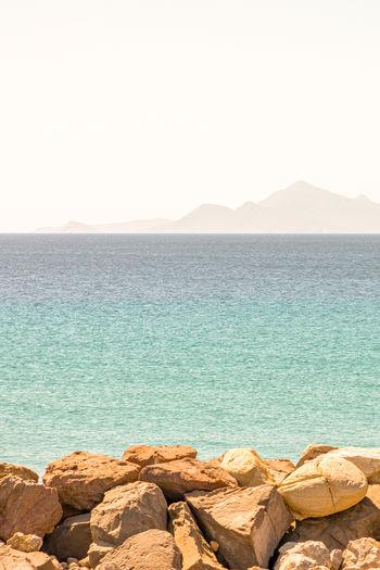 Water Sea Salt