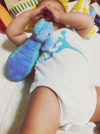赤ちゃん おやすみ