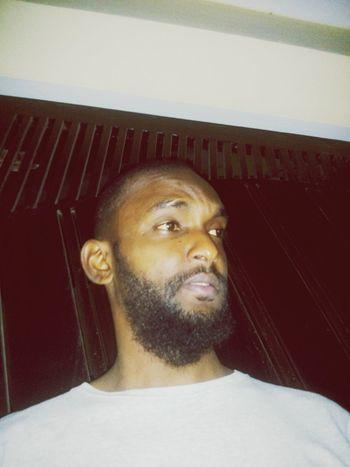 Growing Beard Handsome