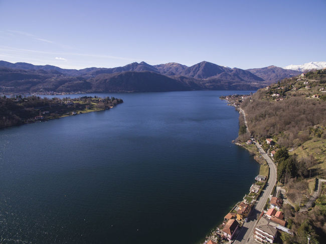Drone  Trees Day Drone Photography Italy Lake Nature No People Outdoors Water