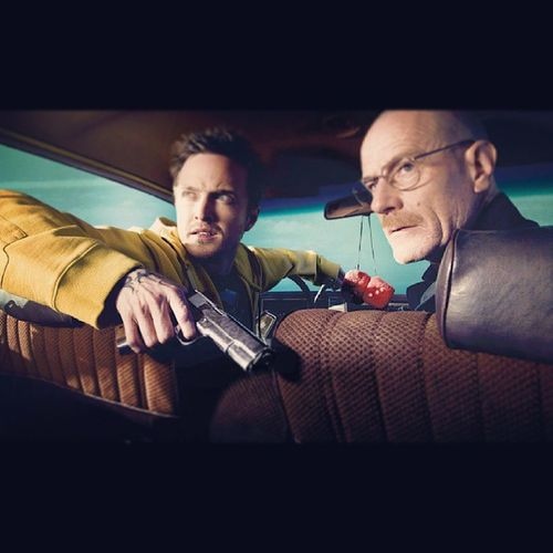 Hey you guess what. . .Breaking Bad awesome TV.Series @AMC_TV @BreakingBad_AMC Breakingbad Cook  Family AMC crime drama thriller white Jesse pinkman boy man guys show series drugs Cooking Time :D