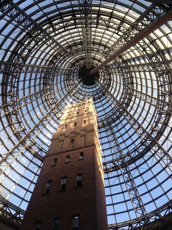 Architecture Coop's Shot Tower Historical Building Melbourne Central Cone City Of Melbourne Melbourne Melbourne Central