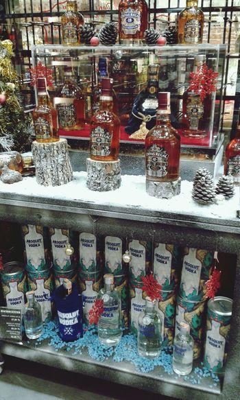 Newyears Edition Chivasregal Absolut Vodka