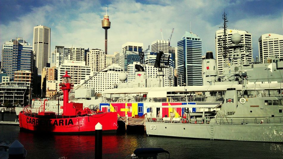 nice afternoon at Darling Harbour! Architecture View Taking Photos Eye4photography