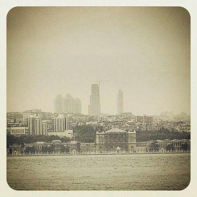 Urbanphotography Black & White Türkiye Urban Landscape_photography Istanbul City Dolmabahcepalace Urban Landscape Istanbul Turkey Silhouette
