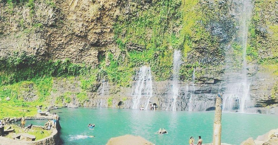 Waterfall Mindanao Philippines CDO