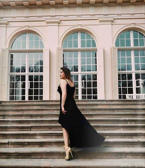 BlackDress Blogger Fashion Love Style Lookbook WWW.FACEBOOK.COM/MYLANDROSES Fanpage Follow My Look Elegant Hightheels Warsaw Poland Polishgirl Model Landi Landroses Show