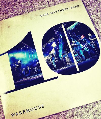 Yay...Dave and I are close. He sends me music through the mail! ;-) Dmb Music Love Listening To Music Dave Matthews Band