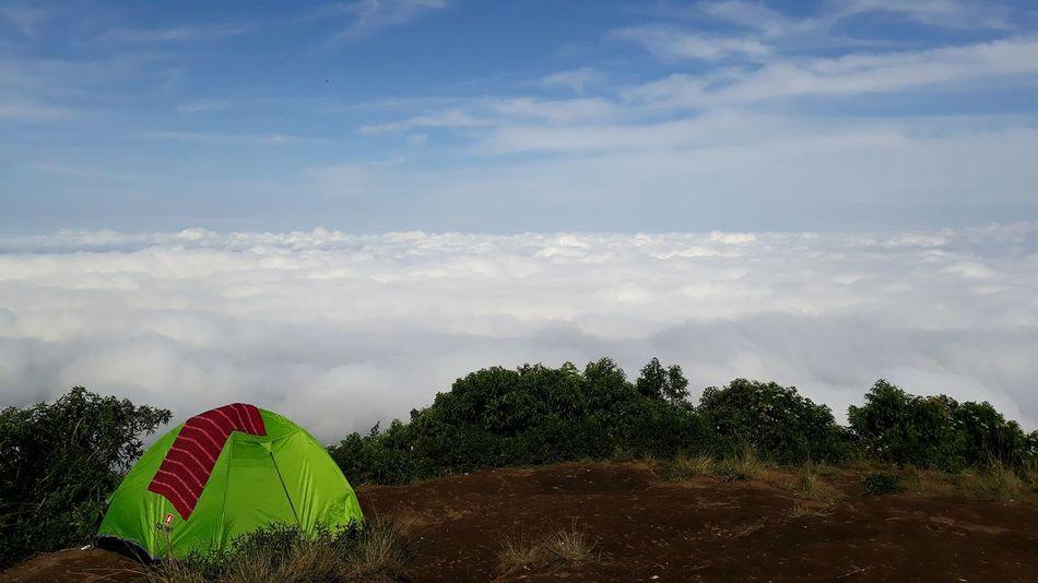 Camping Cloud - Sky Sky Nature Mountain No People