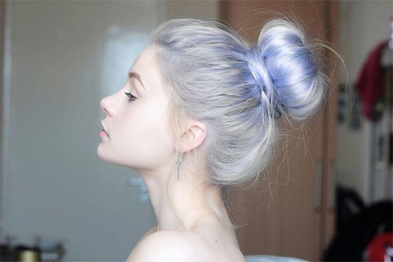 Girl Hair Omg *_* Chignon
