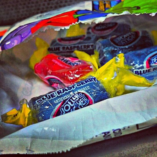 Everynow & then, I sometimes get lucky.. Jollyranchers Blueberry Epic Win
