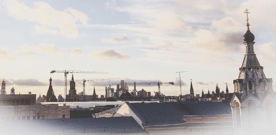 Kremlin Sky