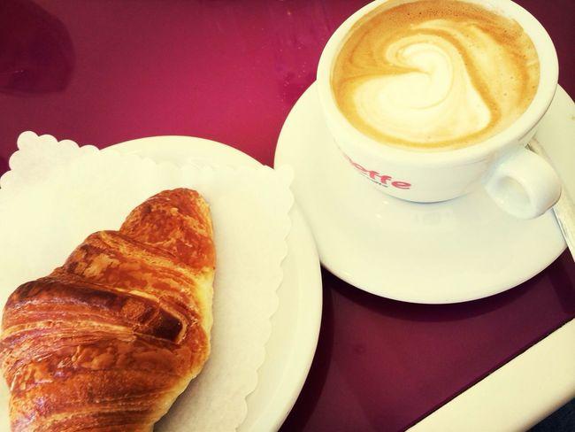 Breakfast Cappucino ☕️