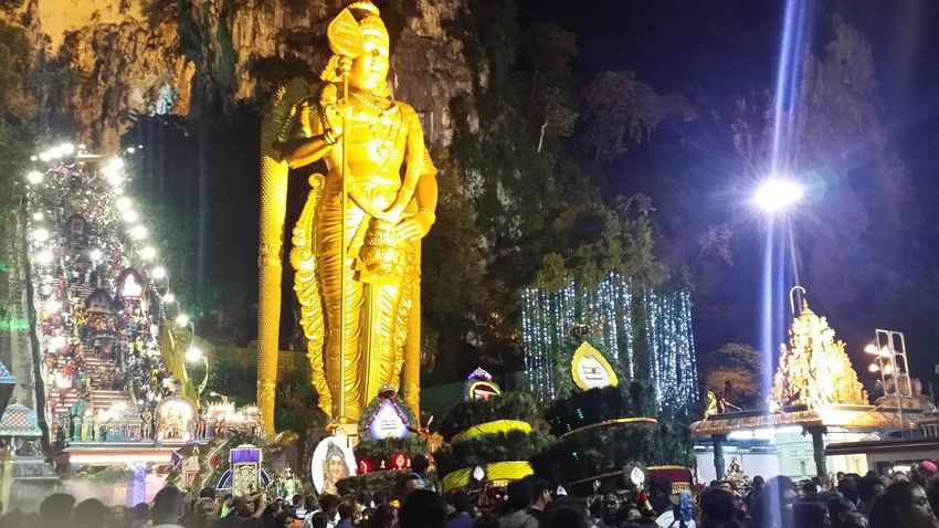 Hindu , Religious Festival, Thaipusam2016