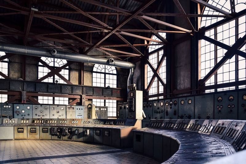 Built Structure Architecture Day No People Metal Indoors  Graffiti Building Sunlight Old Ceiling Bridge Window Text Transportation Abandoned Nature Water