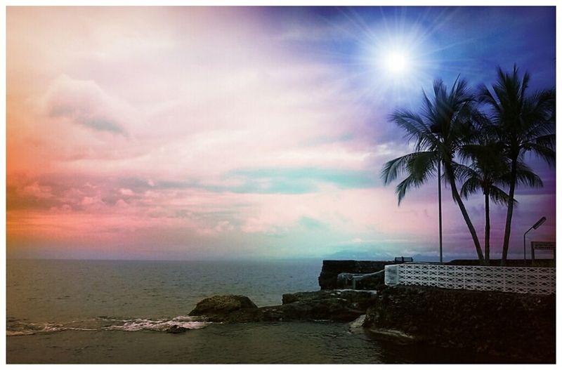 Madang Lodge Seaside View :-)