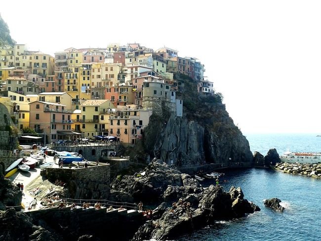 Manarola - Cinqueterre Italy Cinqueterre Happy Birthday To Me!!