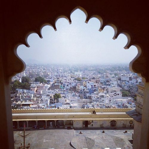 A view of Udaipur city from the City Palace Udaipur Indiaphotos Cityoflakesudaipur India Indiancultures Tourism Rajasthan