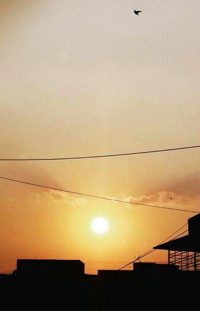 Perfect sunset Sunset_collection Nikongirl First Eyeem Photo