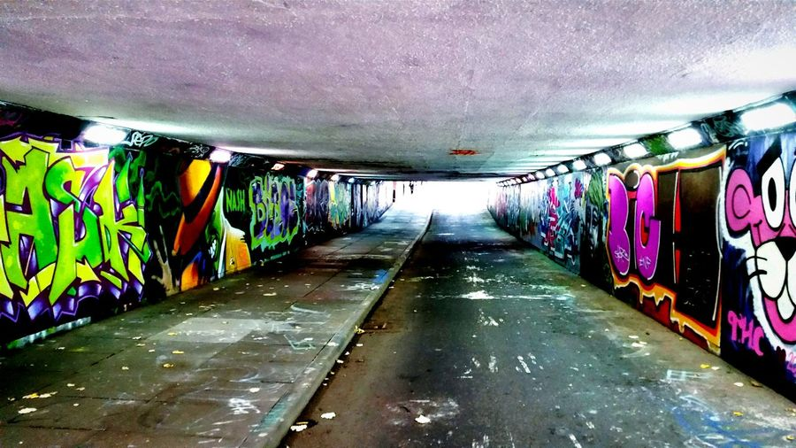 Urban Lifestyle Underground Level Tunnel Urban Graffiti Urban Artwork Urbanphotography Human Nature ArtWork Check This Out