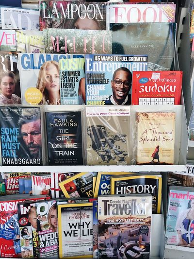 International press stand in Gocek, Turkey Press Travel Traveling Turkey Business Choice Göcek Human Representation International Press Looking At Camera Magazine Male Likeness Newspaper People Portrait Poster Retail  Smiling Summer Travel Destinations Variation Yachting Destination