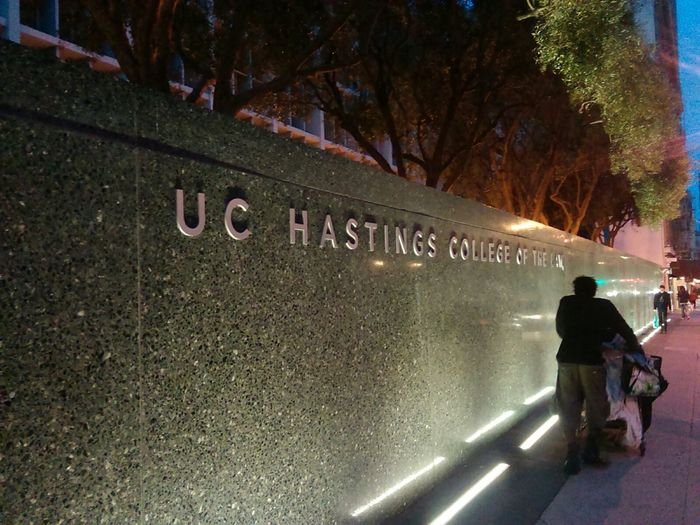 In case the first one didn't do it for ya...now you have this angle 😊 Hastings - where lawyers learn to lawyer...duh Collegecampus Lawyers Become An Attorney These Bitches Will Sue You Signs College Lawyer Attorney At Law Going To School