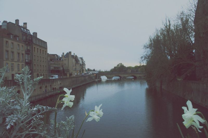 Metz France Voyage Gloomy Nuages Faded After Rain Perspectives EyeEm Nature Lover Bridge