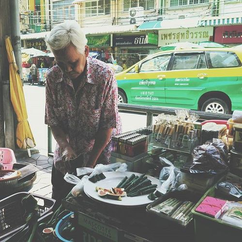 Lady selling betel nut and other bits and bobs at her roadside stall near Khao San Road. Bangkok Thailand Streetphotography Street Travel Travelshots Everydayasia Everydaylife Explorebkk Streetview Socialphotography