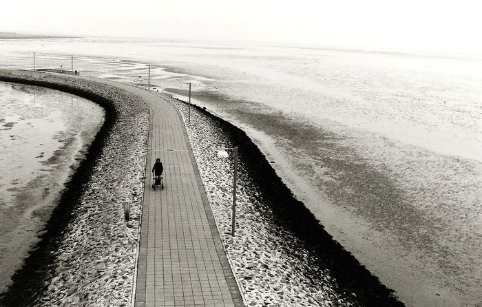 Juist Frisia Frisianislands Germany North Sea Juist Solitude Blackandwhite Filmisnotdead Film Photography Analogue Photography 35mm Film