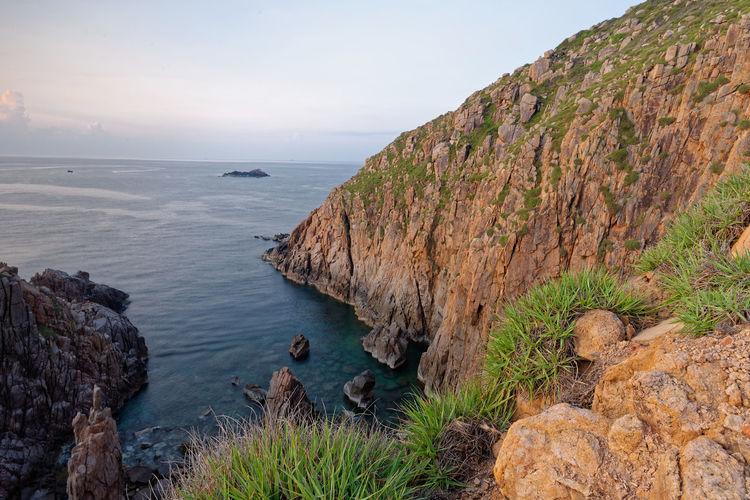 Binh Ba island,